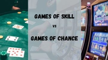 Games of Skill versus Games of Chance in India